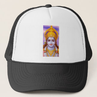 rama god trucker hat