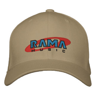 Rama Music Hats Embroidered Baseball Caps