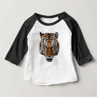 Rama the Tiger Baby T-Shirt