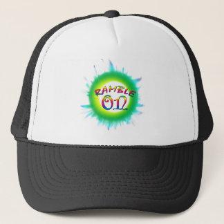 Ramble On Trucker Hat