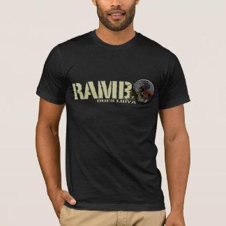 RAMBO DOES LIBYA T-Shirt