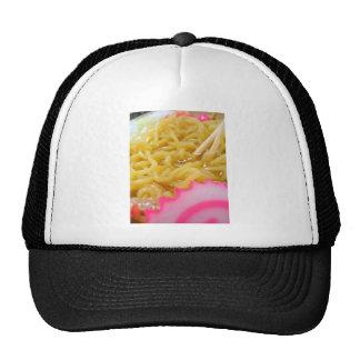 Ramen Noodles Mesh Hat