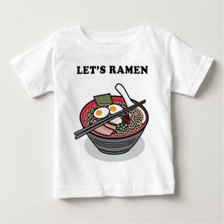 Ramen noodles shirts