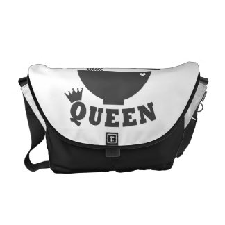 Ramen Queen Courier Bag