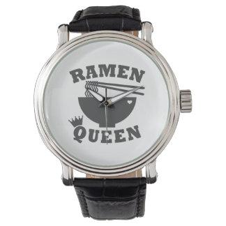Ramen Queen Watch