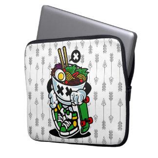 """""""Ramen Roy"""" Neoprene Laptop Sleeve 13 inch"""