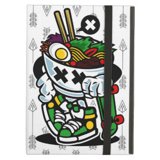 """Ramen Roy"" Skater Dude iPad Air Case"