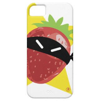 Ramène pas ta fraise !! © Les Hameçons Cibles iPhone 5 Cases
