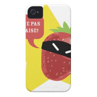 Ramène pas ta fraise !! © Les Hameçons Cibles Case-Mate iPhone 4 Case