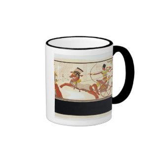 Ramesses II (1279-13 BC) at the Battle of Kadesh, Coffee Mugs