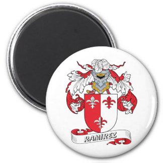 Ramirez Family Crest Magnet
