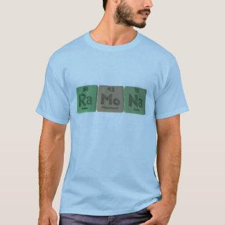 Ramona as Radium Molybdenum Sodium T-Shirt