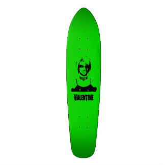 Ramona (Cruiser ver.) 21.6 Cm Old School Skateboard Deck