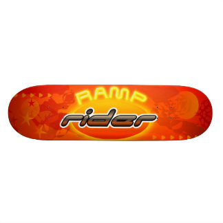 Ramp Rider Skateboard