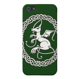 Rampant Dragon iPhone case iPhone 5 Cases