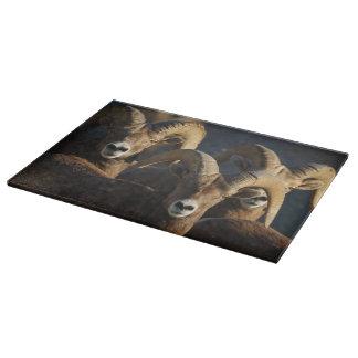 rams cutting board