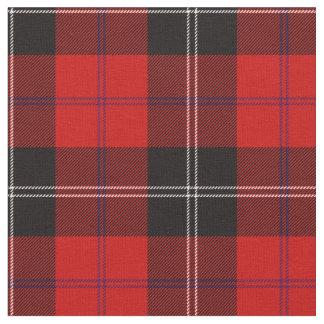 Ramsay Tartan Print Fabric