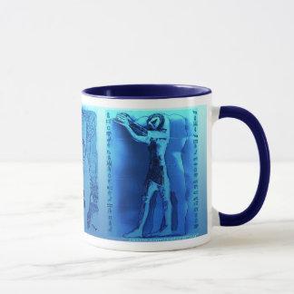 Ramses under Horus ' protection Mug