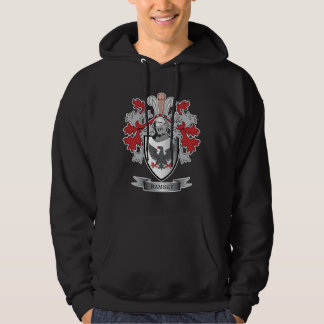 Ramsey Family Crest Coat of Arms Hoodie