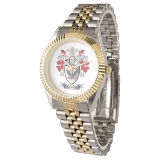 Ramsey Family Crest Coat of Arms Watch