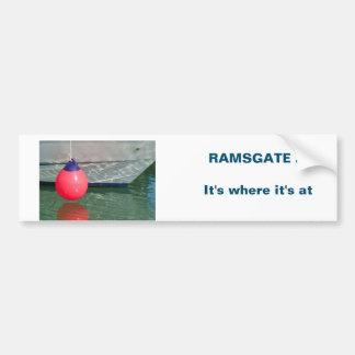 Ramsgate Bumper Sticker