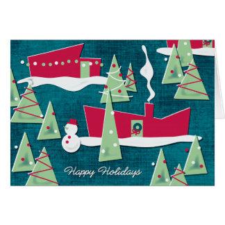 Ranch Dressing Customisable Christmas Card