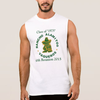 Rancho Alamitos Class of 1975 Mens Classic T Sleeveless Shirt