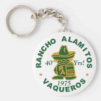 Rancho Alamitos Reunion Key Chain Basic Round Button Keychain
