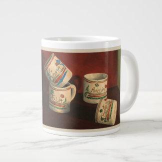 Rancho Del Vinedos Temecula mug with cups