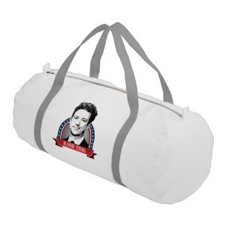 Rand 2016 Campaign Banner Nameplate Gym Duffel Bag