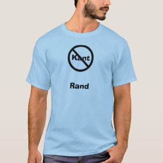 Rand over Kant T-Shirt