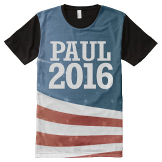 Rand Paul 2016 All-Over Print T-Shirt