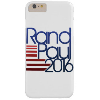 Rand Paul 2016 Barely There iPhone 6 Plus Case