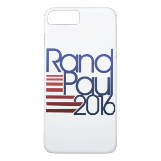 Rand Paul 2016 iPhone 7 Plus Case