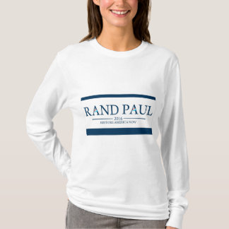 Rand Paul 2016 Restore America Now T-Shirt