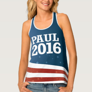 Rand Paul 2016 Tank Top