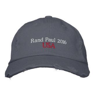 RAND PAUL 2016 USA CAP