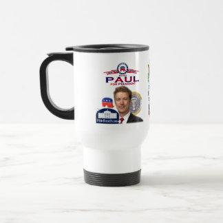 Rand Paul for President Travel Mug