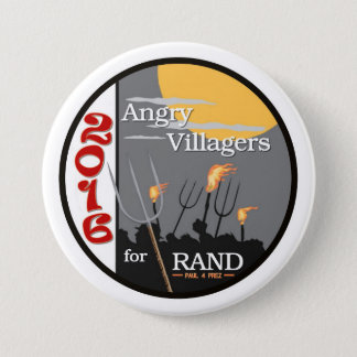 Rand Paul for Prez 7.5 Cm Round Badge