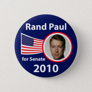 Rand Paul for Senate Button