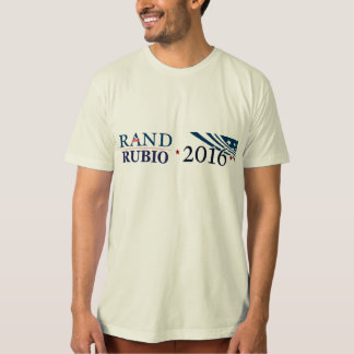 Rand Paul Marco Rubio 2016 T-Shirt