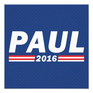 Rand Paul, Paul 2016 Photo