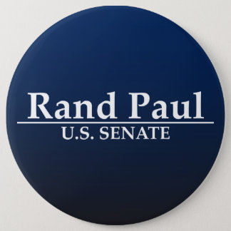 Rand Paul U.S. Senate 6 Cm Round Badge
