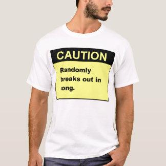Randmon Song T-Shirt