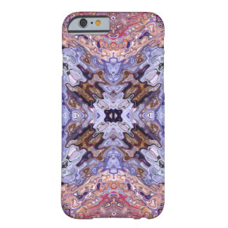 Random Abstract Design Barely There iPhone 6 Case