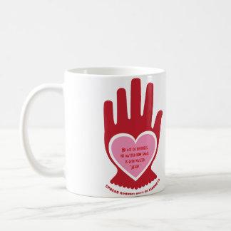 Random Act of Kindness (RAK) Gift Coffee Cocoa Mug