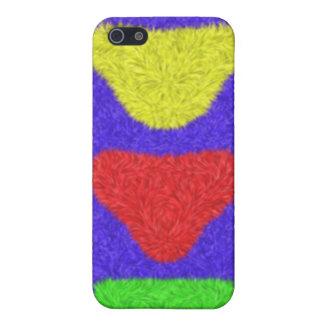 Random art iPhone 5/5S cases