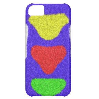 Random art iPhone 5C case