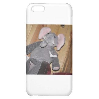 Random elephant on floor iPhone 5C case