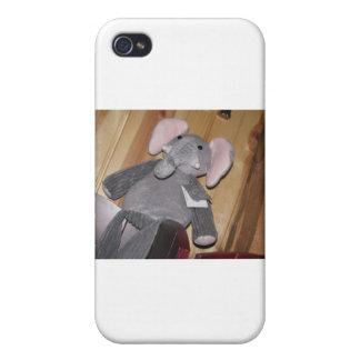 Random elephant on floor iPhone 4/4S covers